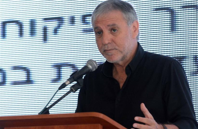 Former Welfare and Social Services Minister Meir Cohen (photo credit: AVI HAYOUN)