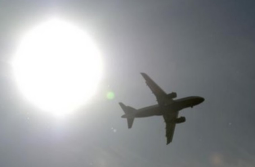 Airplane (Generic) (photo credit: REUTERS)
