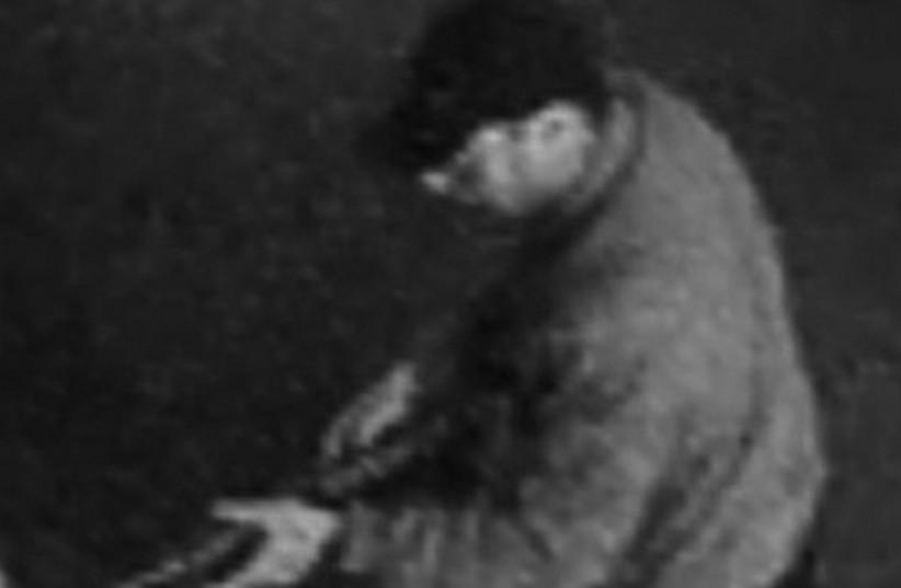 Suspect in Brussels Jewish Museum shooting. (photo credit: BELGIUM POLICE)