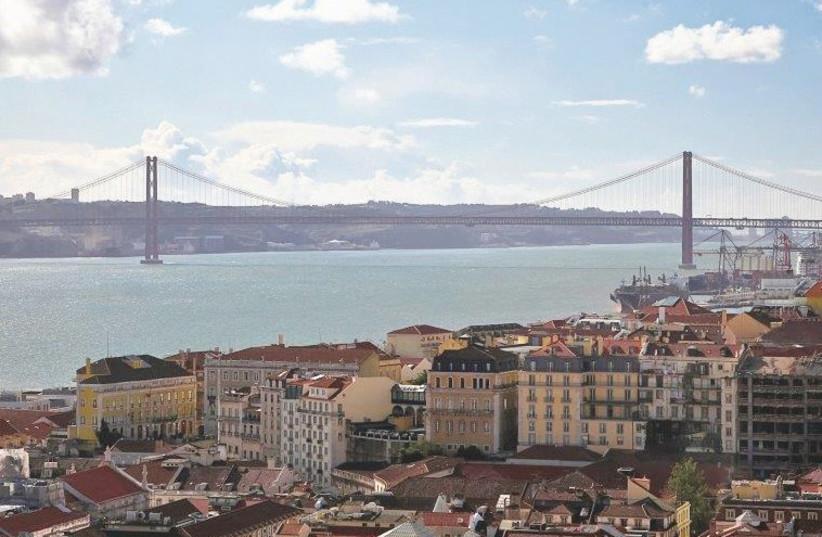 A view of Lisbon, Portugal (photo credit: PR)