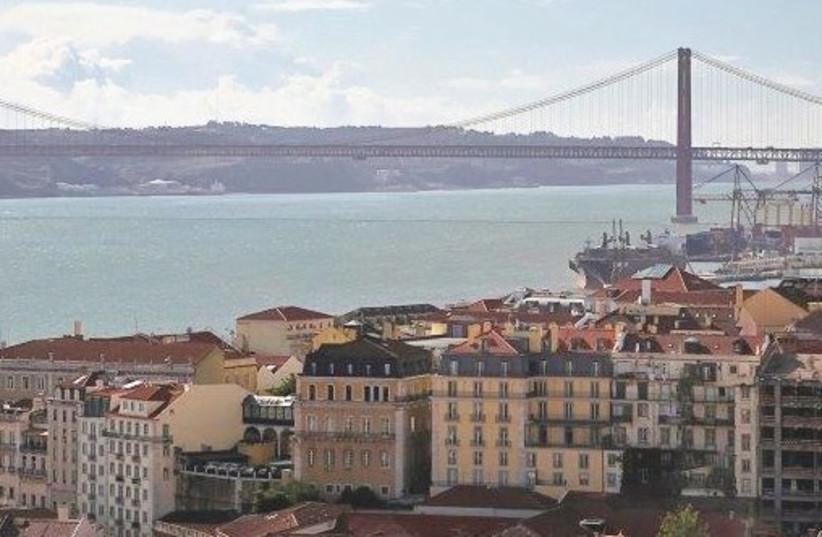 A view of Lisbon, Portugal (photo credit: PR)