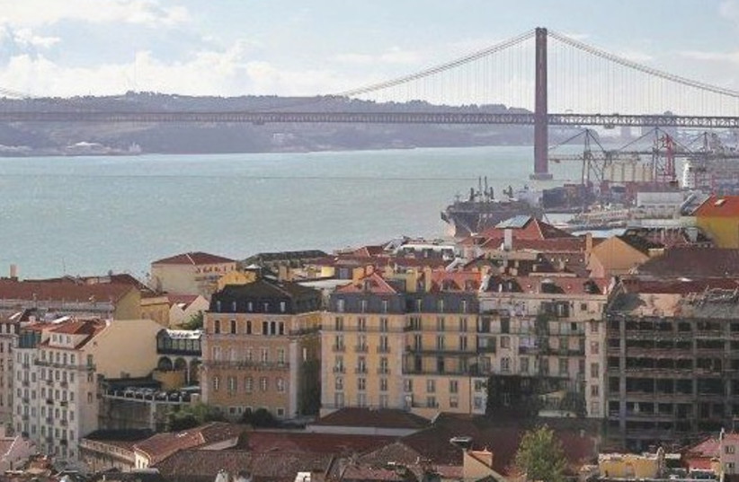 'Mysteries of Lisbon or What The Tourist Should See' Portugal Film Festival (photo credit: PR)