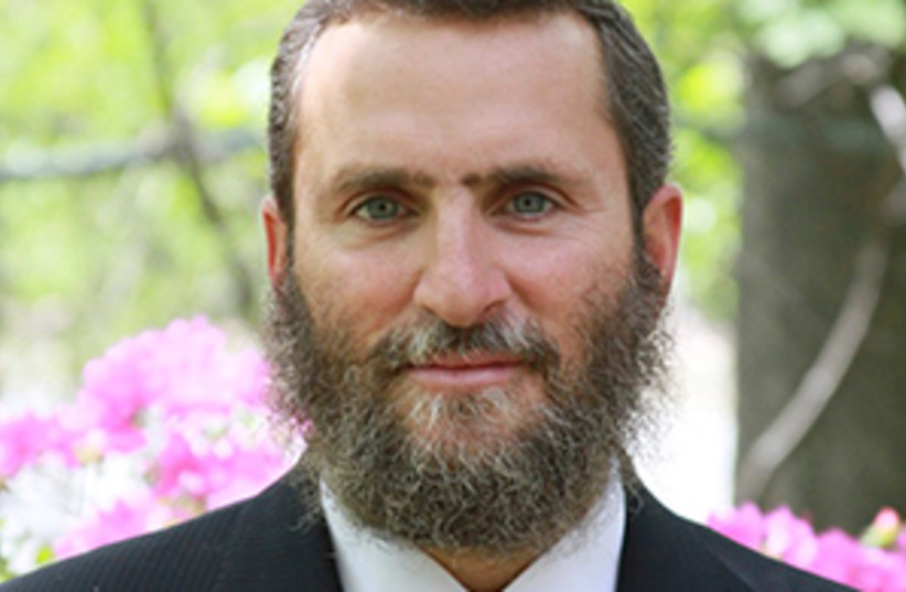 Shmuley Boteach (photo credit: JPOST STAFF)