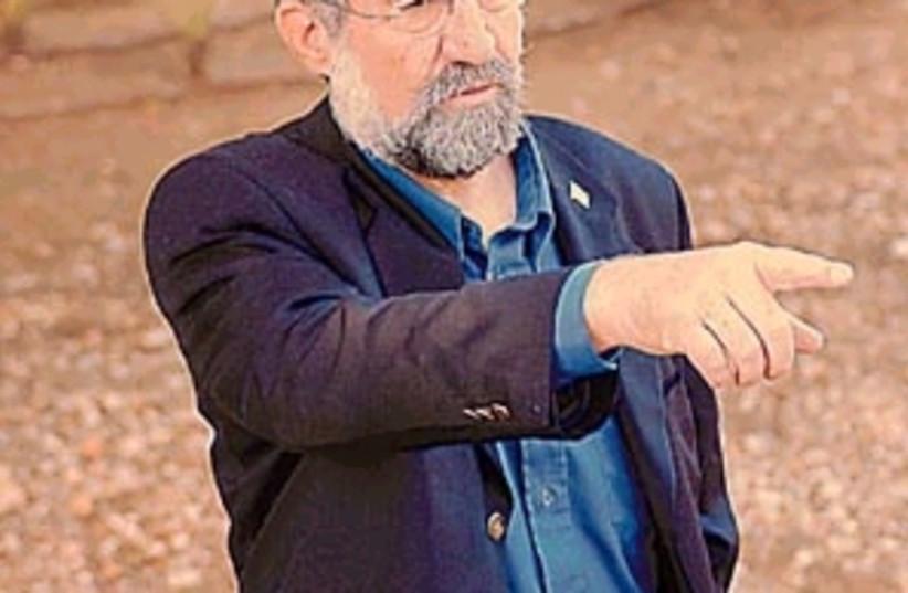 amram mitzna 298 88 aj (photo credit: Ariel Jerozolimski [file])