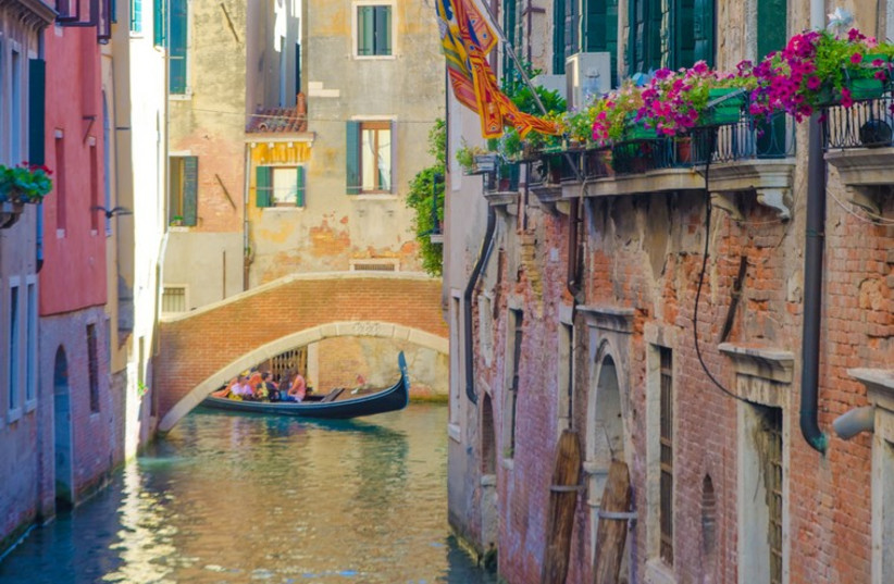 Venice city view (photo credit: INGIMAGE)