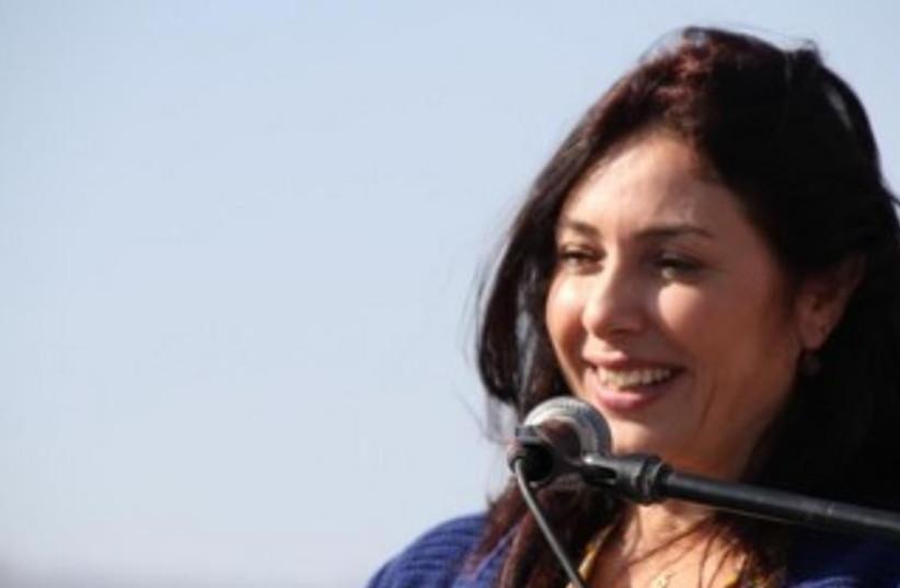 Likud MK Miri Regev (photo credit: TOVAH LAZAROFF)