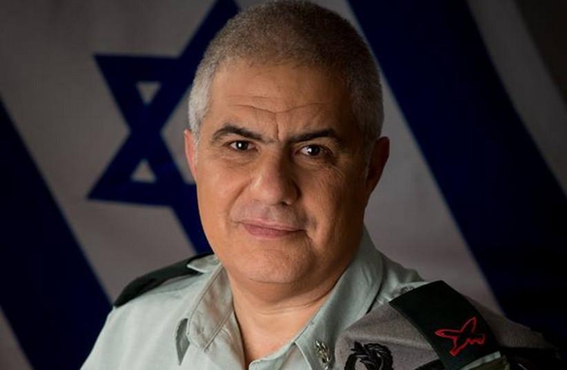 Former IDF spokesman Moti Almoz (photo credit: IDF SPOKESMAN'S OFFICE)