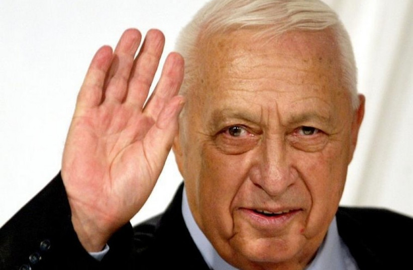 Ariel Sharon (photo credit: REUTERS)