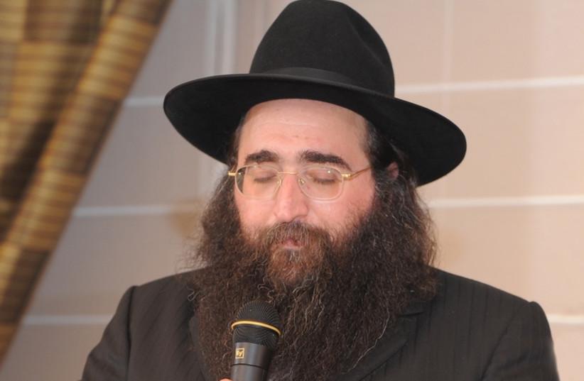 Rabbi Pinto (photo credit: Wikimedia Commons)