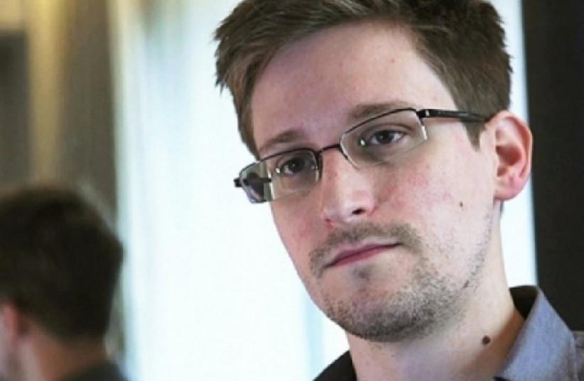 Former NSA analyst Edward Snowden (photo credit: REUTERS)