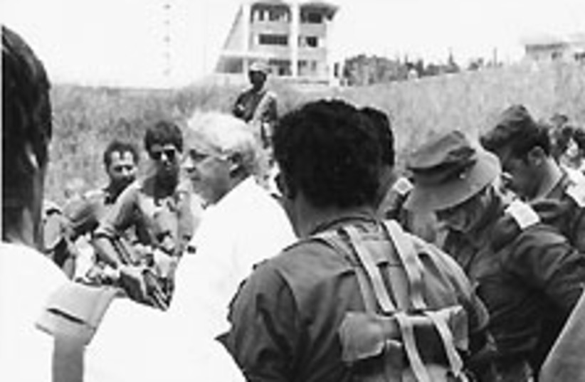 Ariel Sharon lebanon 88 224 (photo credit: Defense Ministry)