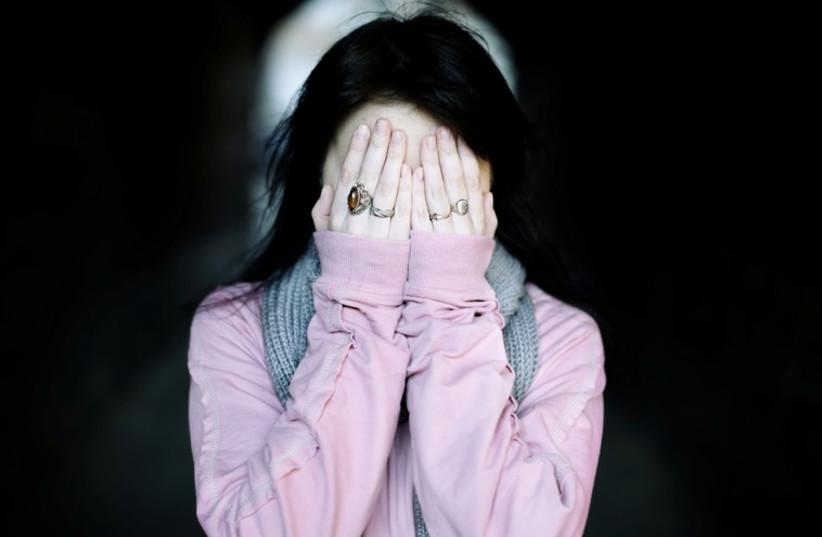 Sexual harassment victim [Illustrative] (photo credit: INIMAGE)