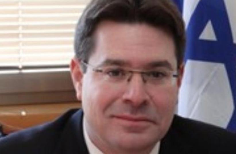MK Ophir Akunis  (photo credit: MARC ISRAEL SELLEM)