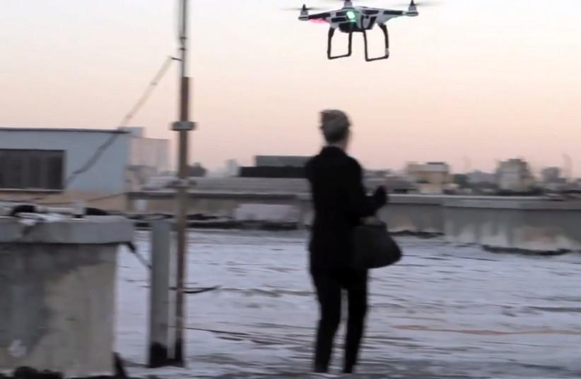 Mossad recruitment video campaign (photo credit: screenshot)