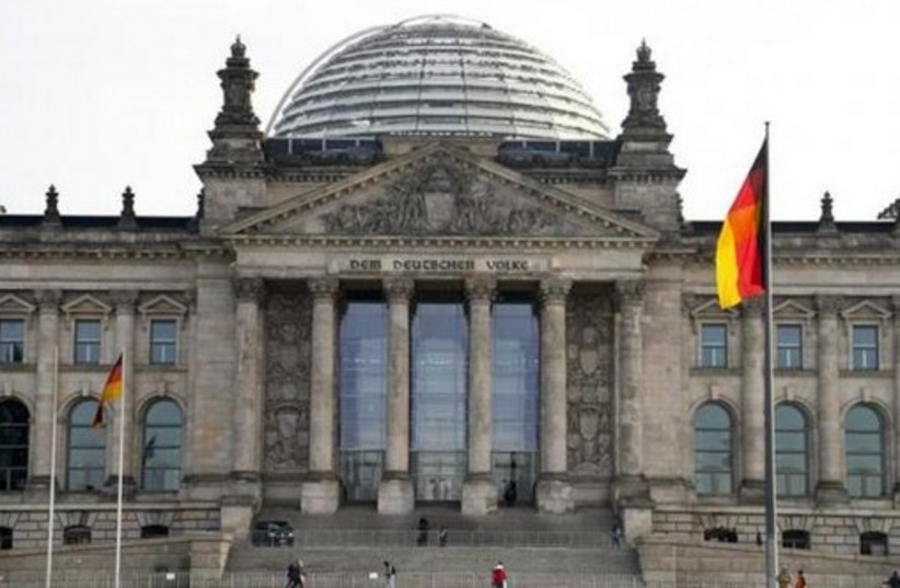 A view of the German Bundestag (photo credit: REUTERS)