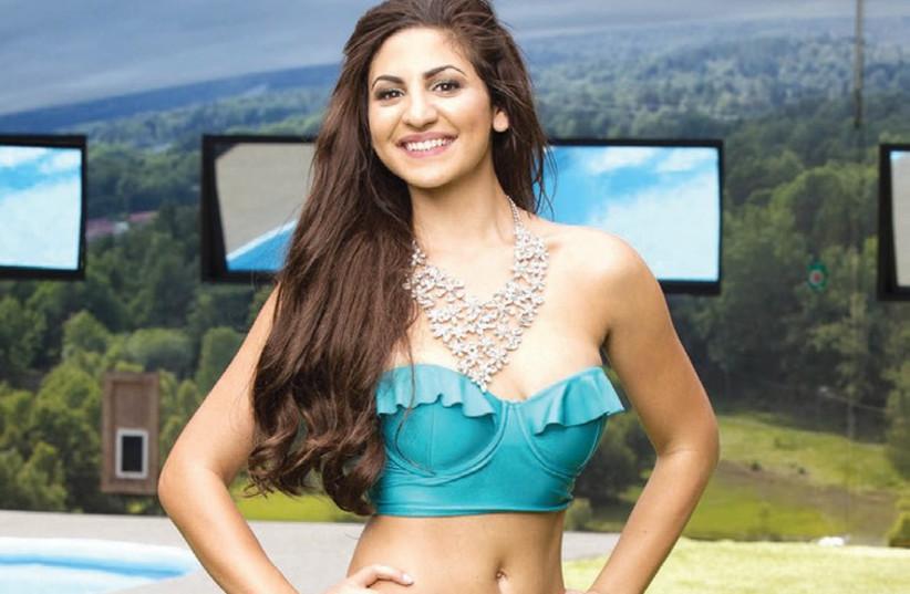 VICTORIA RAFAELI, Big Brother finalist.  (photo credit: CBS)