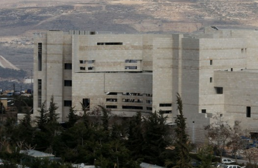 Ariel University in the West Bank (photo credit: MARC ISRAEL SELLEM)