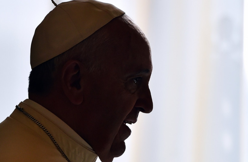 Pope Francis (photo credit: REUTERS)