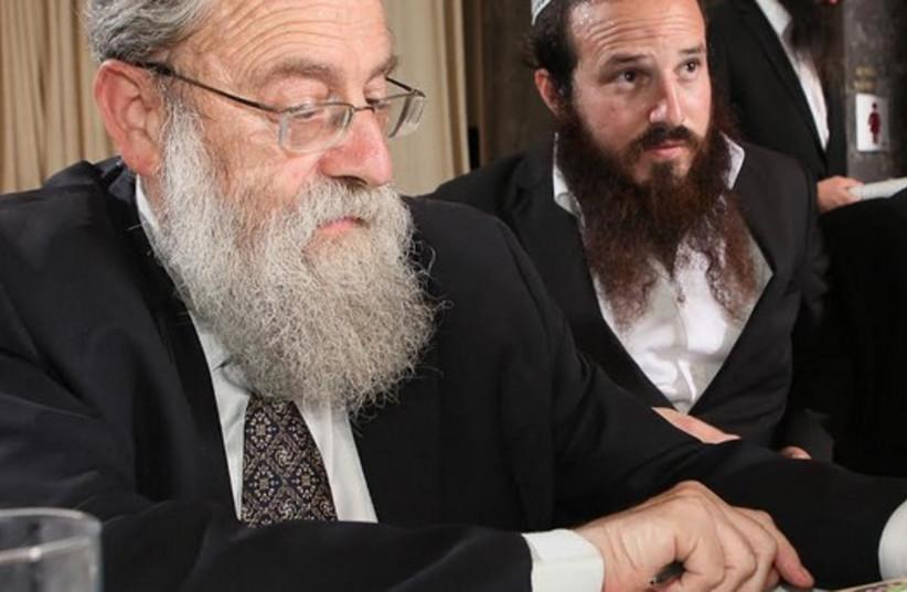 Jerusalem chief rabbi locked out of his office in internal quarrel