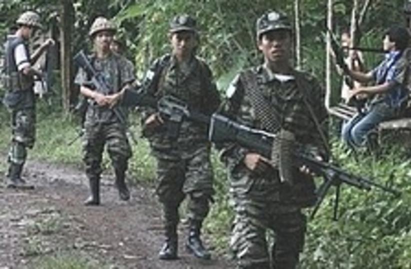 Philippines Islamic separatists 224.88 (photo credit: AP)