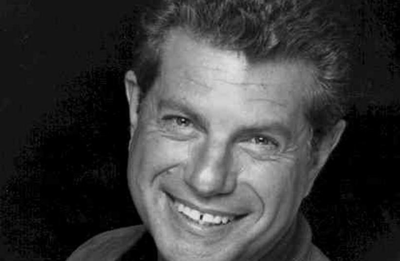 American-Israeli actor Mike Burstyn (photo credit: Courtesy)