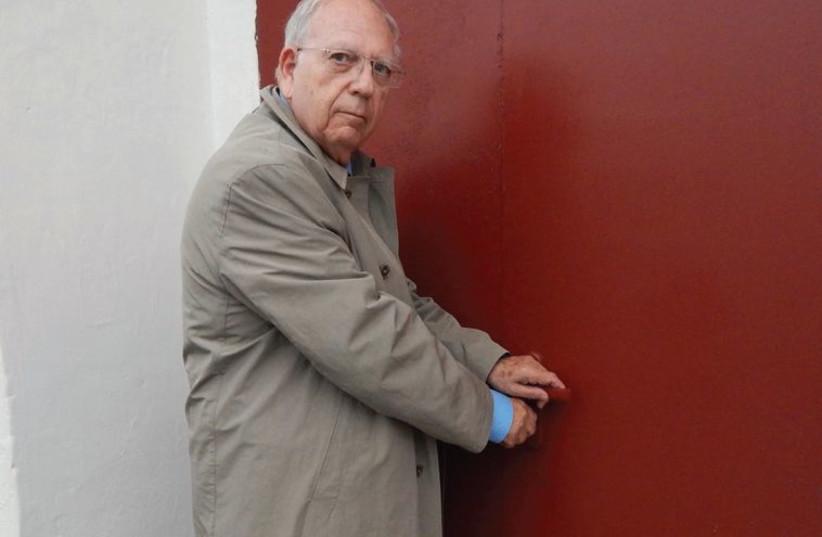 Ephraim Halevy, the former head of the Mossad (photo credit: YOSSI ALONI)