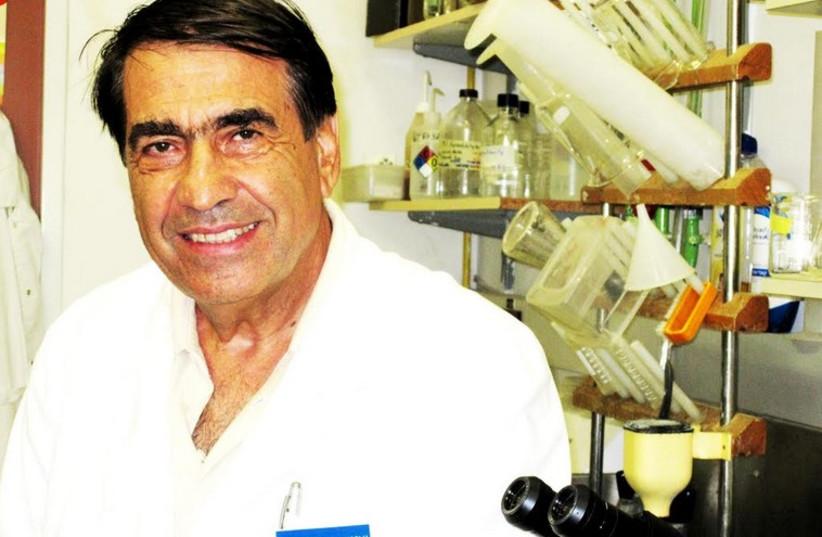 Dr. Kosta Mumcuoglu, Israel's most experienced parasitologists. (photo credit: Courtesy)