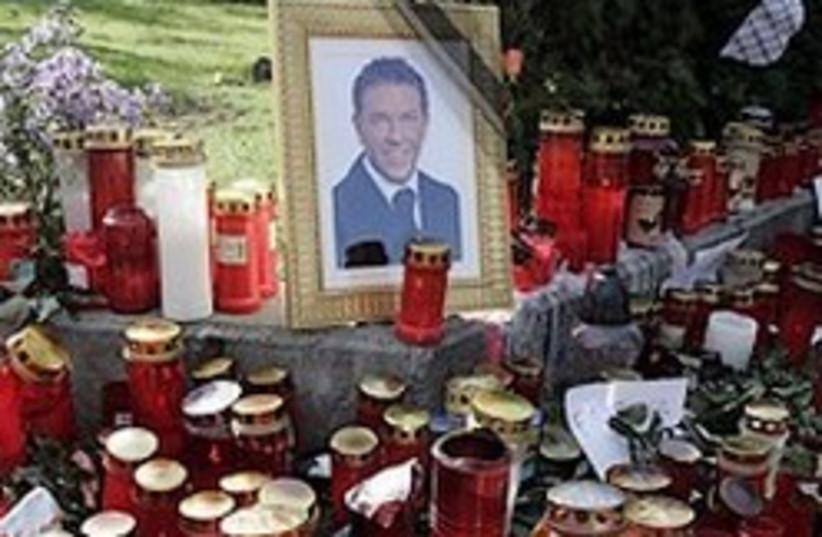 haider candles 224 ap (photo credit: )