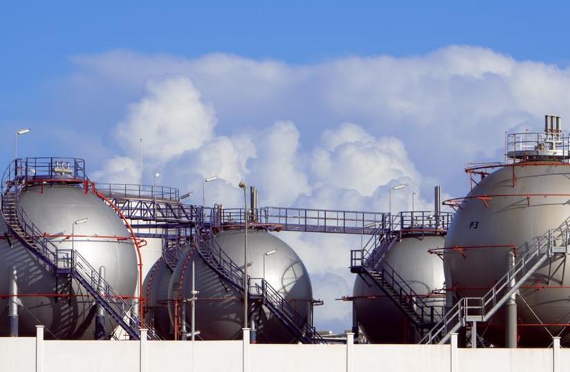 Desalination plant (illustrative photo) (photo credit: INGIMAGE)