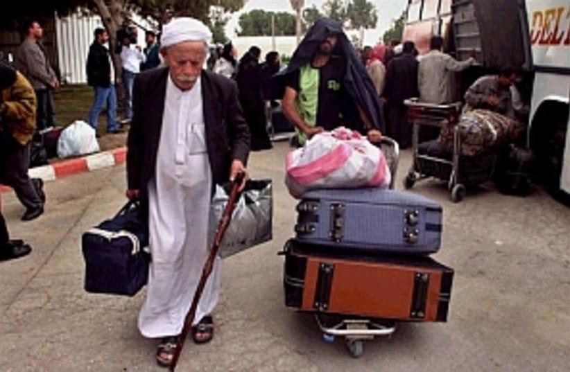 coming to rafah 298 ap (photo credit: AP [file])