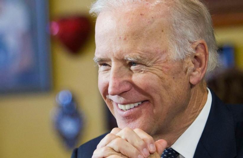 US Vice President Joseph Biden  (photo credit: REUTERS)