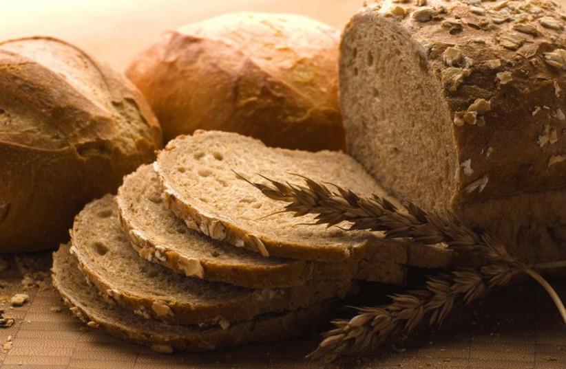Whole wheat bread (photo credit: INGIMAGE)