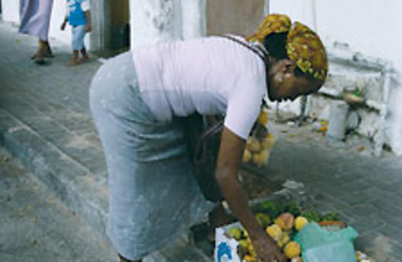 African refugee food 88 224 (photo credit: Mya Guarnieri)