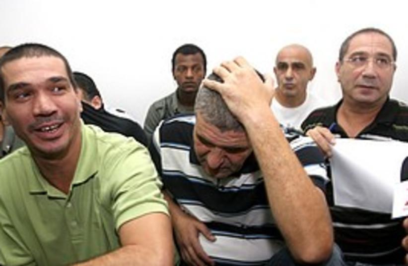 yitzhak meir abergil 298 (photo credit: Ariel Jerozolimski)