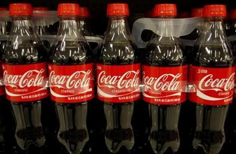 coca-cola (coke) (photo credit: REUTERS)