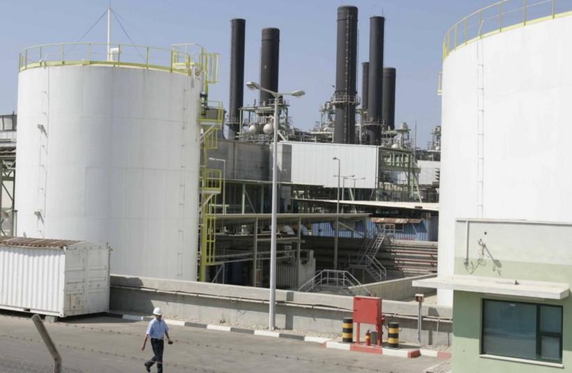 Power plant (illustrative). (photo credit: REUTERS)