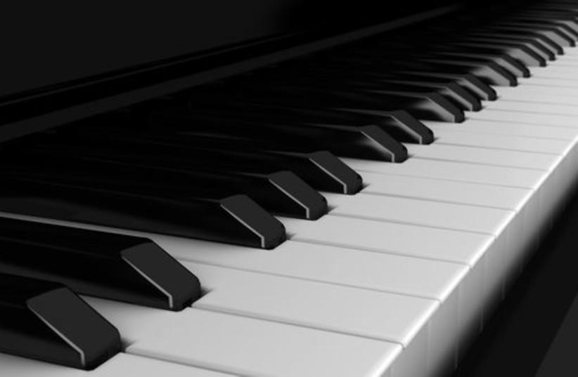 Piano (photo credit: INGIMAGE)