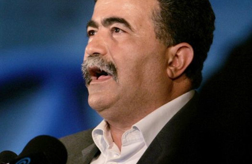 Amir Peretz (photo credit: REUTERS)