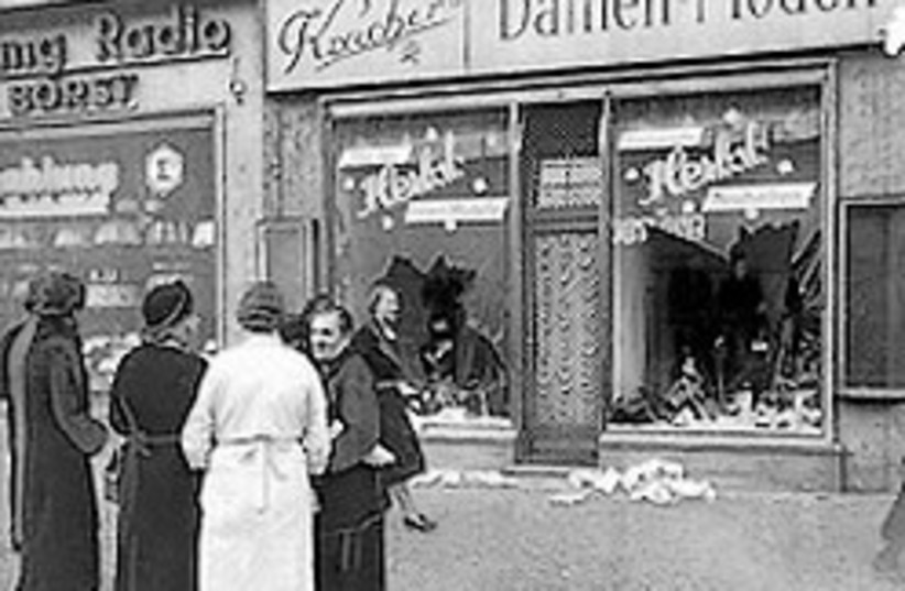 Kristallnacht 224.88 (photo credit: AP)