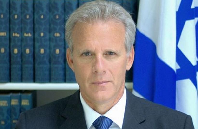 Former ambassador to the US Michael Oren (photo credit: WIKIMEDIA COMMONS/ANNE MANDLEBAUM)