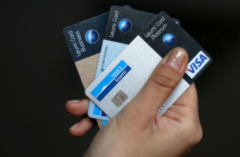 Credit card (photo credit: MARC ISRAEL SELLEM/THE JERUSALEM POST)