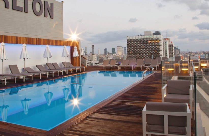 Carlton hotel in Tel Aviv (photo credit: CARLTON TEL AVIV)