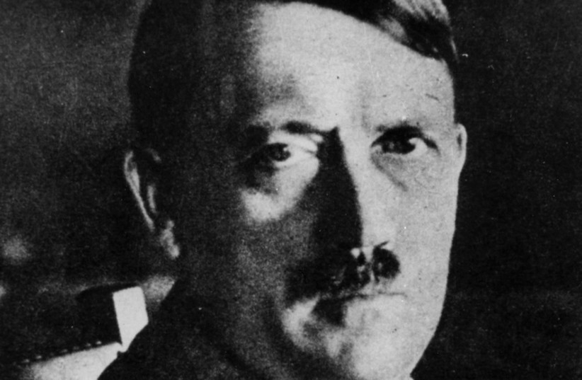 Hitler (photo credit: REUTERS)