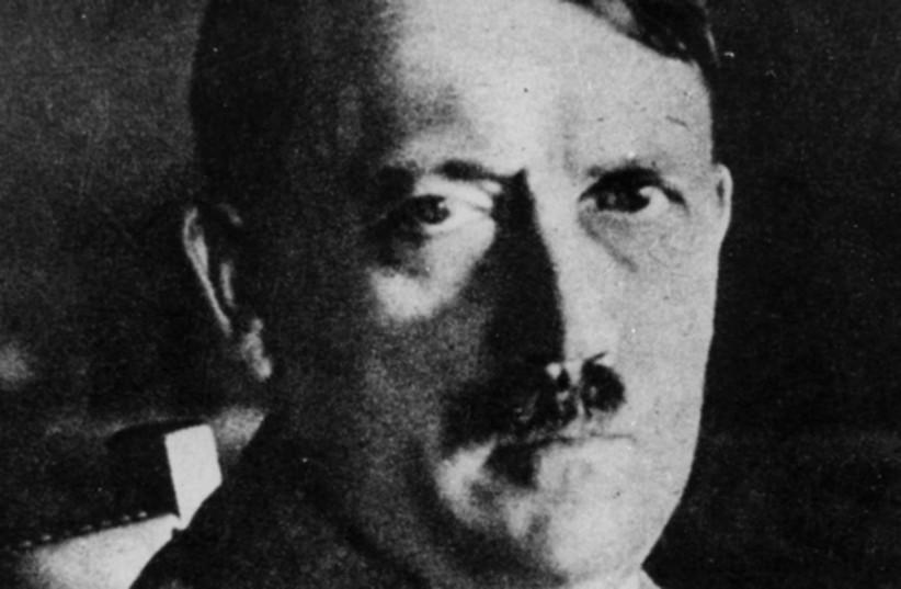 Hitler (photo credit: REUTERS)