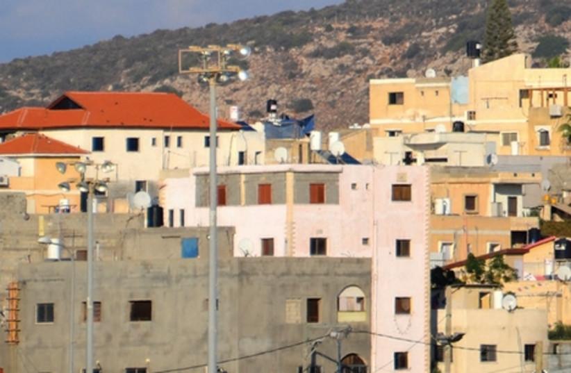 Jisr e-Zarka (photo credit: TAMAR DRESSLER)
