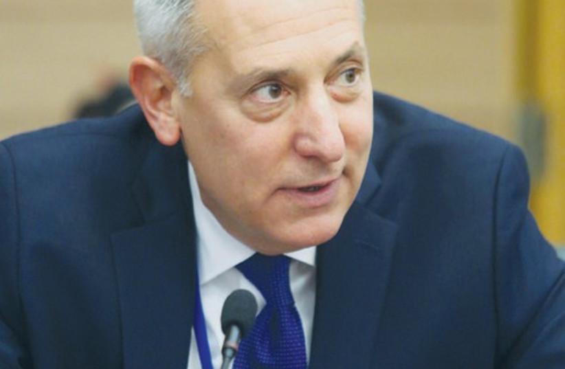Eric Fingerhut (photo credit: MARC ISRAEL SELLEM)