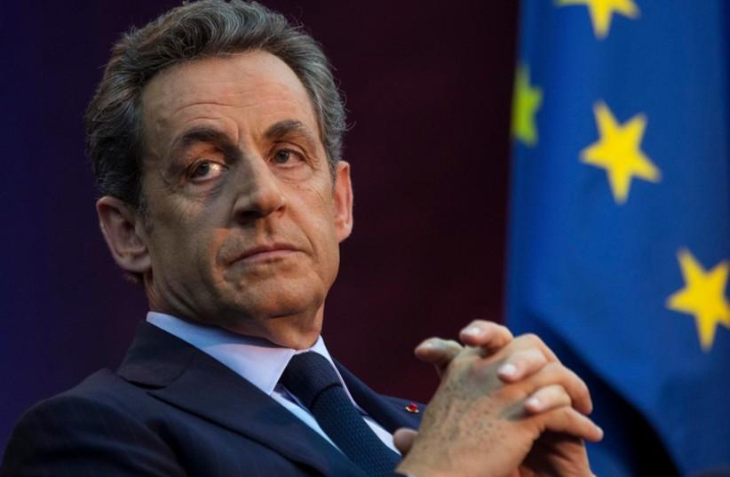 Former French President Nicolas Sarkozy (photo credit: REUTERS)