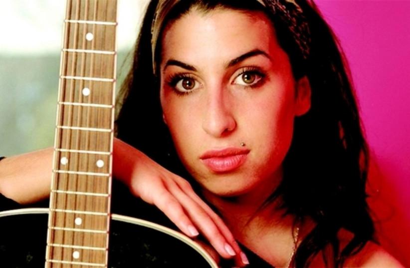 Amy Winehouse à ses débuts (photo credit: BEIT HATFUTSOT)