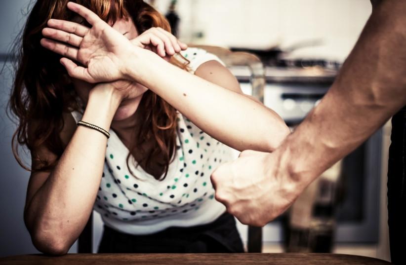 Violence against women (photo credit: PR)