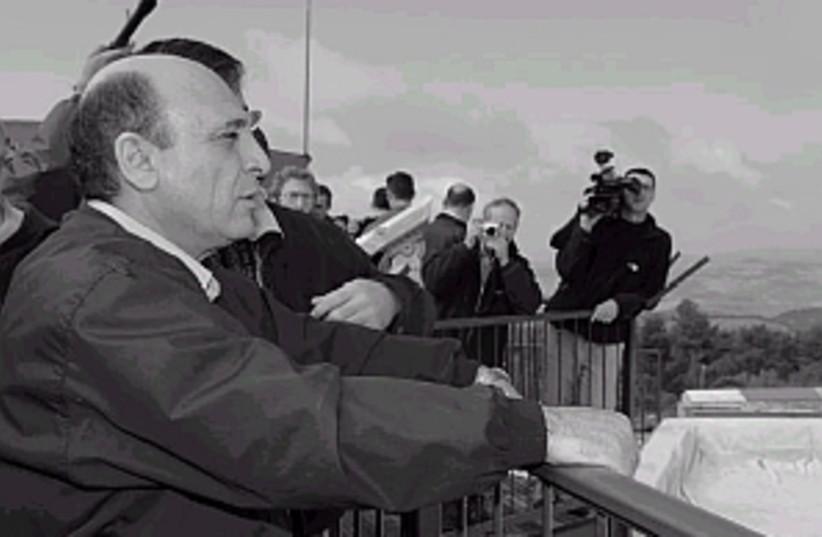 mofaz gush etzion 298.88 (photo credit: Ministry of Defense)